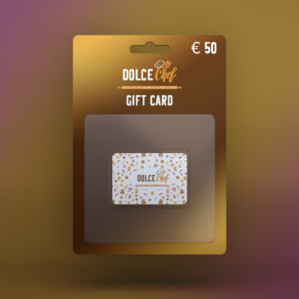 Gift Card €50 Dolce Chef